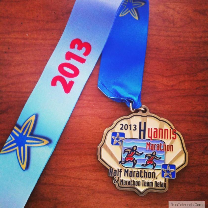 2013 Hyannis Marathon