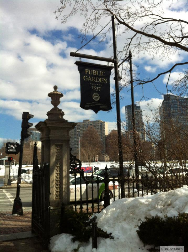 Boston Spring 8
