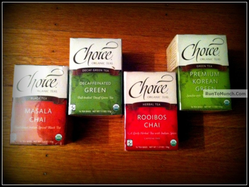 Organic Choice Tea