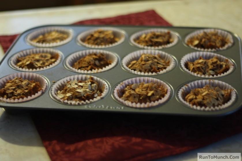 Protein Pumpkin Muffins 3