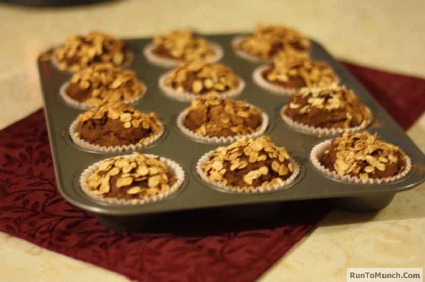 Protein Pumpkin Muffins 5