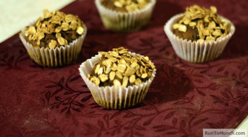 Protein Pumpkin Muffins 7