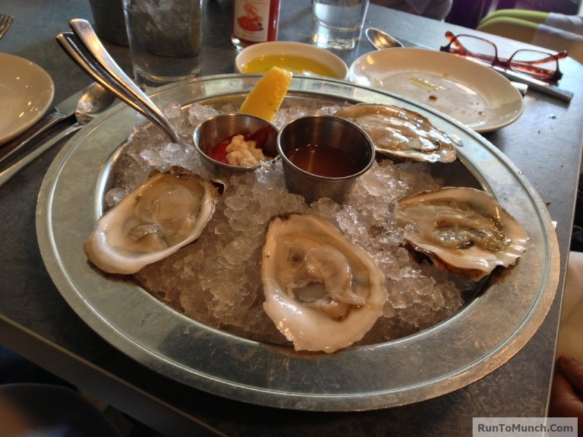 B&G Oysters Oysters