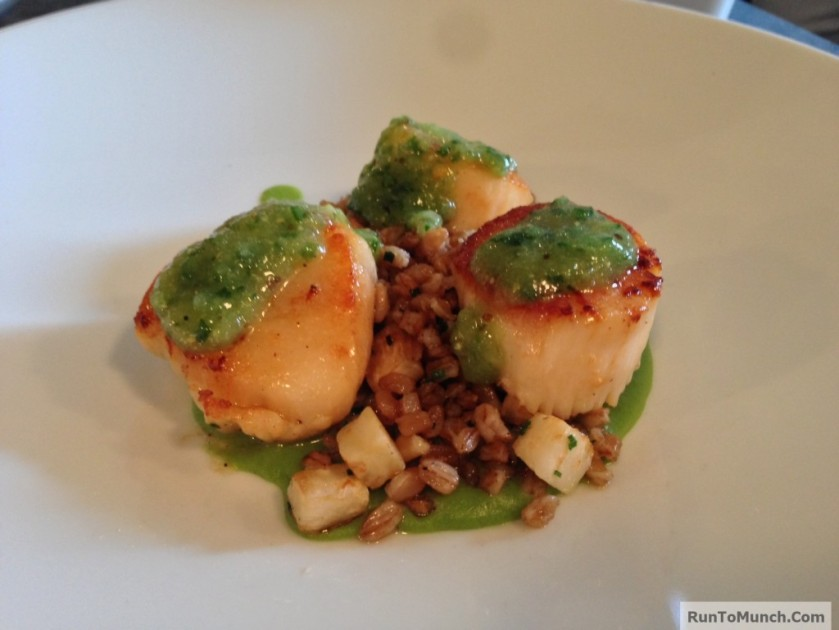 B&G Oysters Scallops