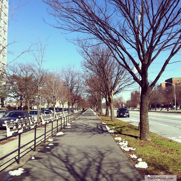 brooklyn running path