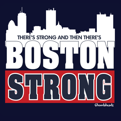 boston strong thank you