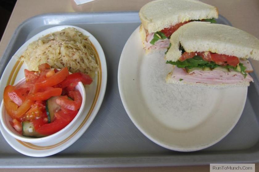 SLC Lunch