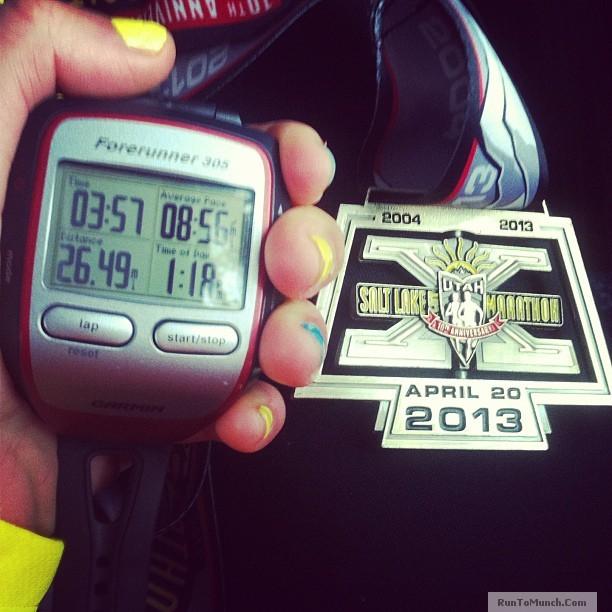 SLC Marathon 8