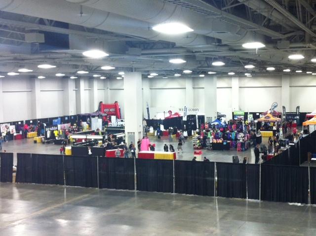 SLC Marathon Expo 1