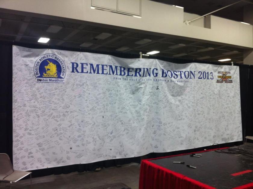 SLC Marathon Expo 2