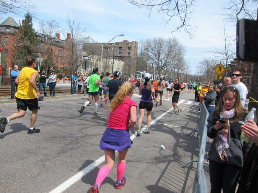 Boston Marathon 34