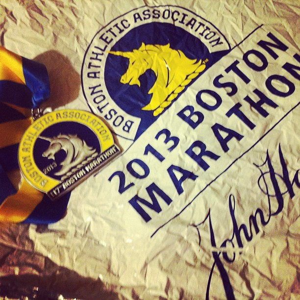Boston Marathon 35