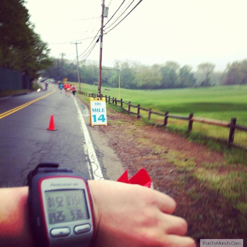 Cox Marathon 14 Mile