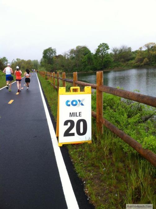 Cox Marathon 20 Mile