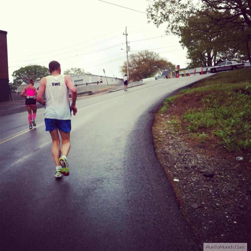 Cox Marathon 23 Mile