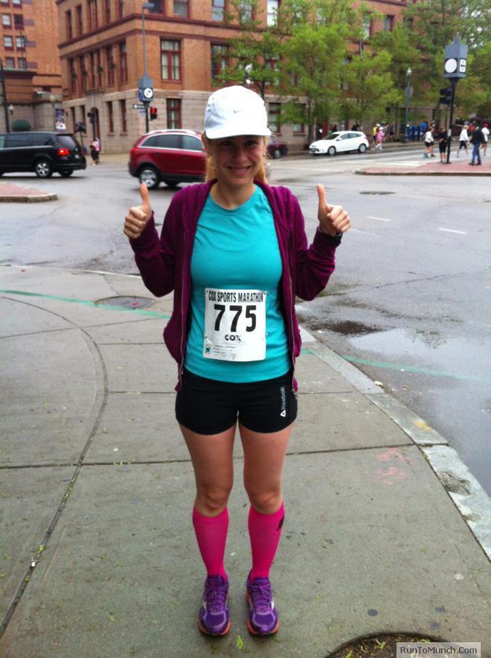 Cox Marathon Liana