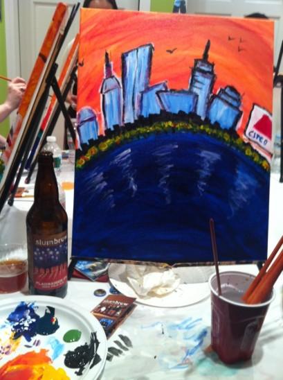 Paint Bar Yelp Elite 2