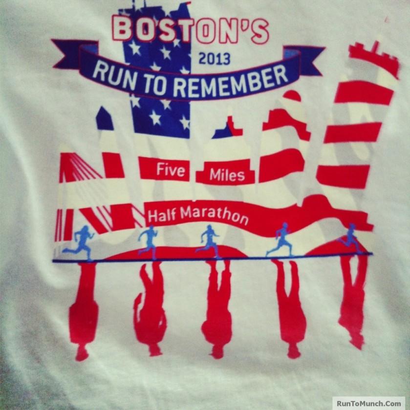 Run To Remember Shirt