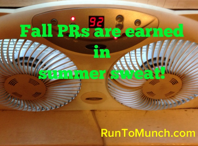 Fall PR Earned in Summer