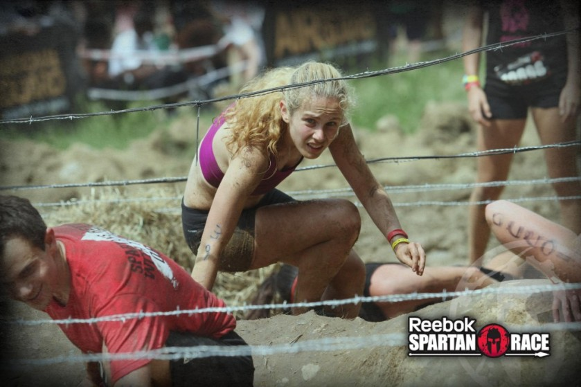 Spartan Race Barb Wire