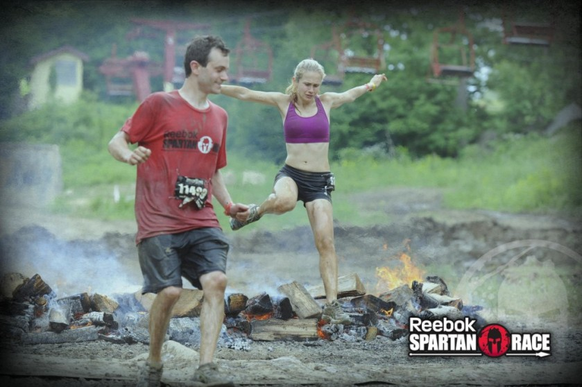 Spartan Race Fire 2