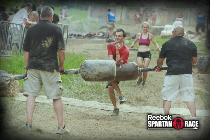 Spartan Race Gladiator