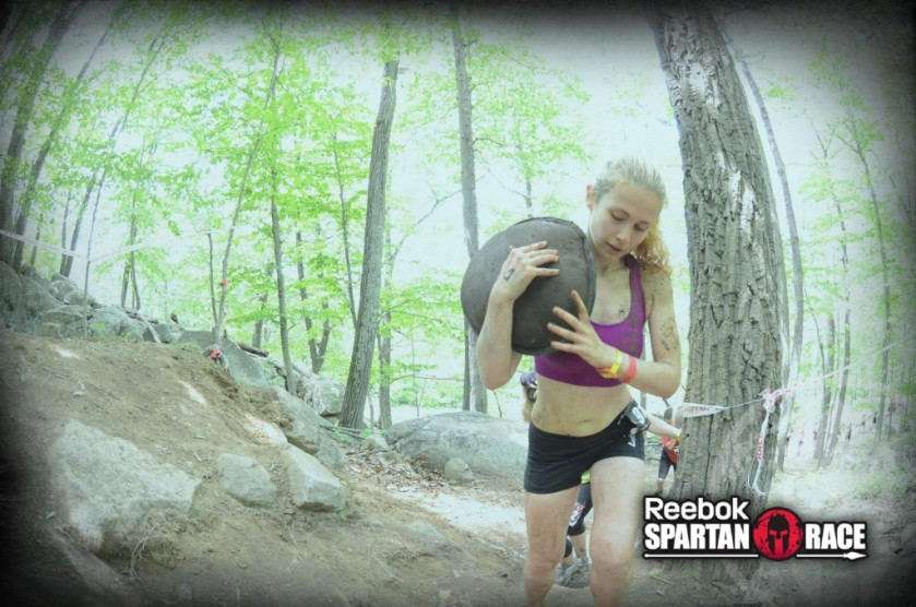 Spartan Race Sandbag
