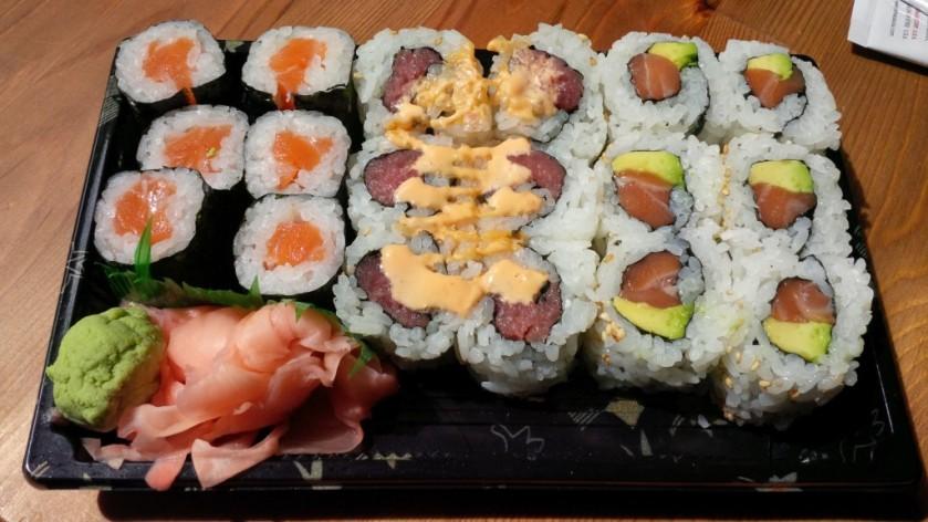 Sushi Take Out