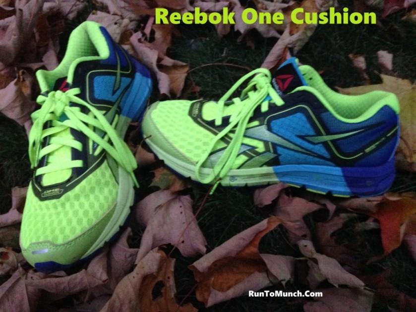 Reebok One Cushion