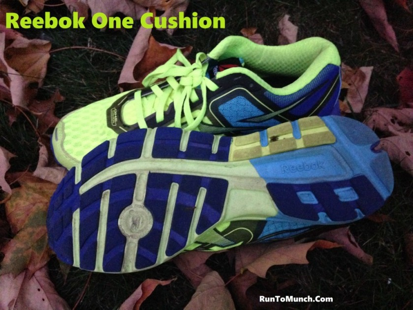 Reebok One Cushion 2