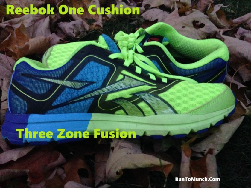 reebok One Cushion 3