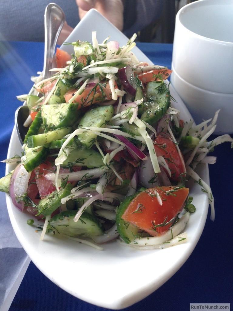Nargis Cafe Salad