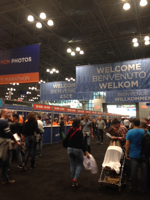 NYC Expo Languages