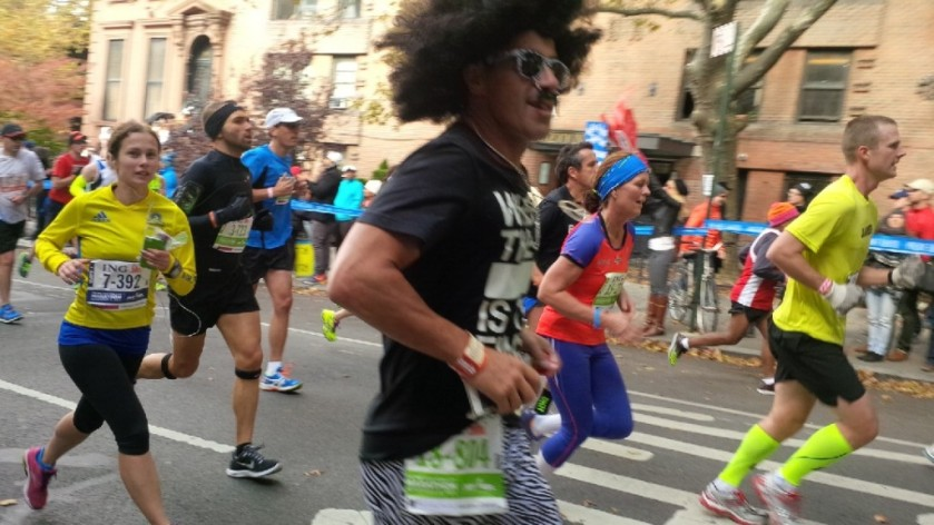 NYC Marathon Brooklyn