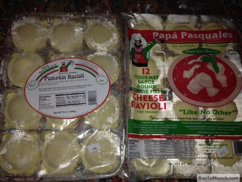 Papa Pasquale Ravoli Pasta Company