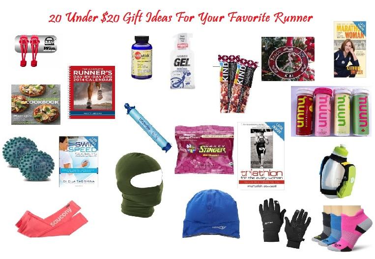 20 Under 20 Gift Ideas For Your Favorite Runner Run To Munch