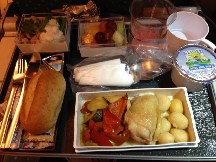Singapore Air Food 2