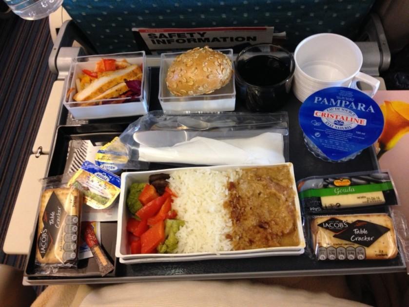 Singapore Air Food 5