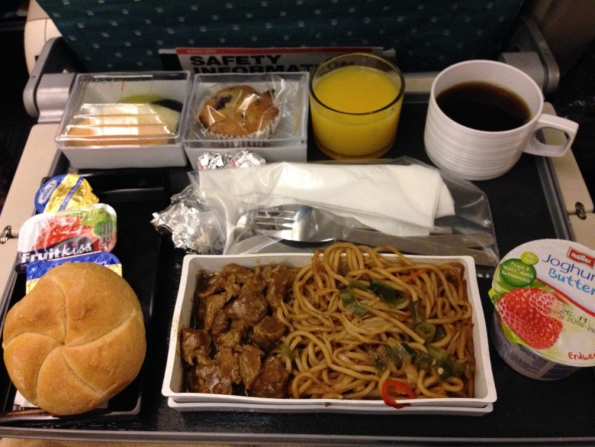 Singapore Air Food 7