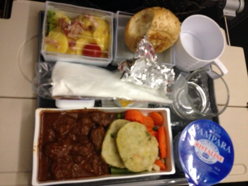 Singapore air Food return
