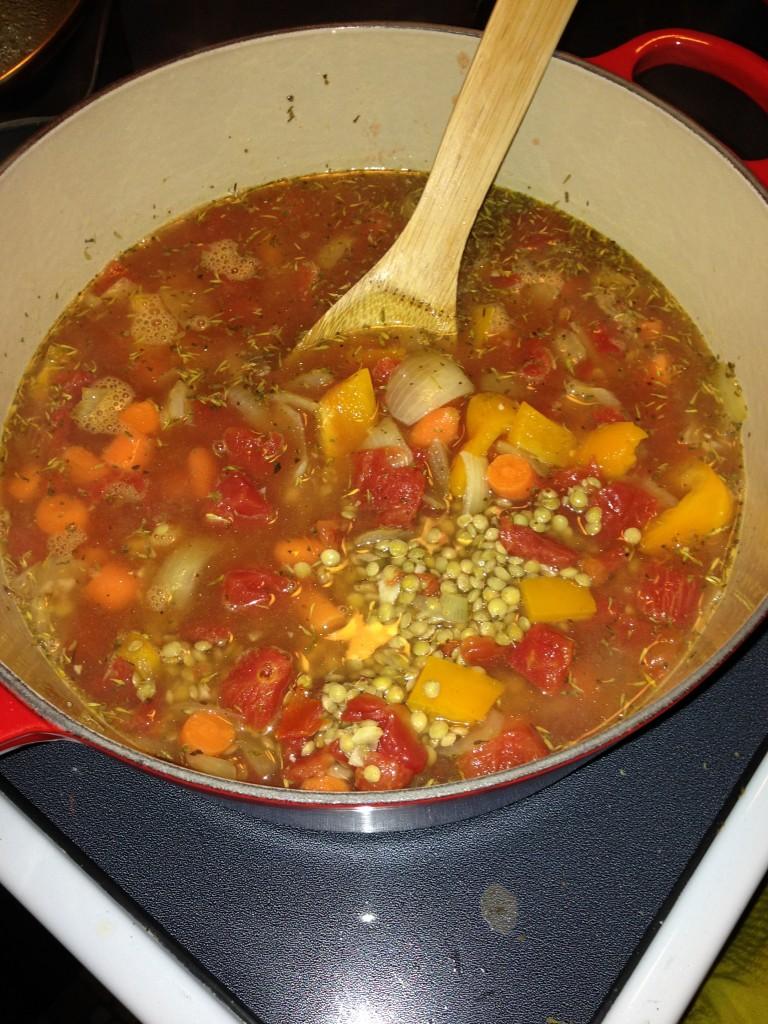 Lentil Soup (2)
