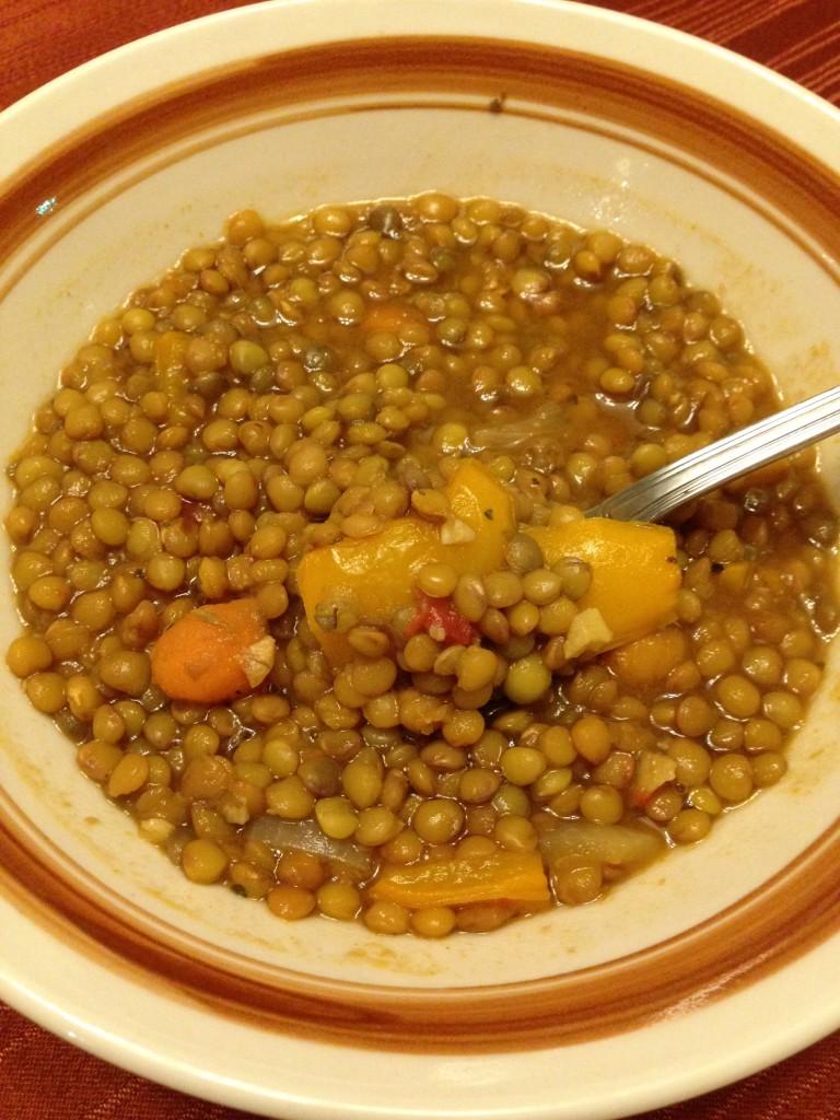 Lentil Soup (3)