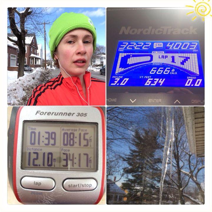 16 miler