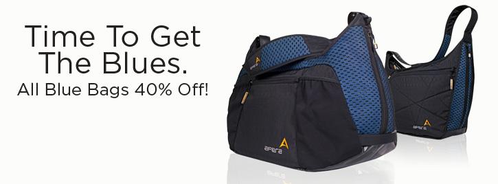 Apera Blue Bags