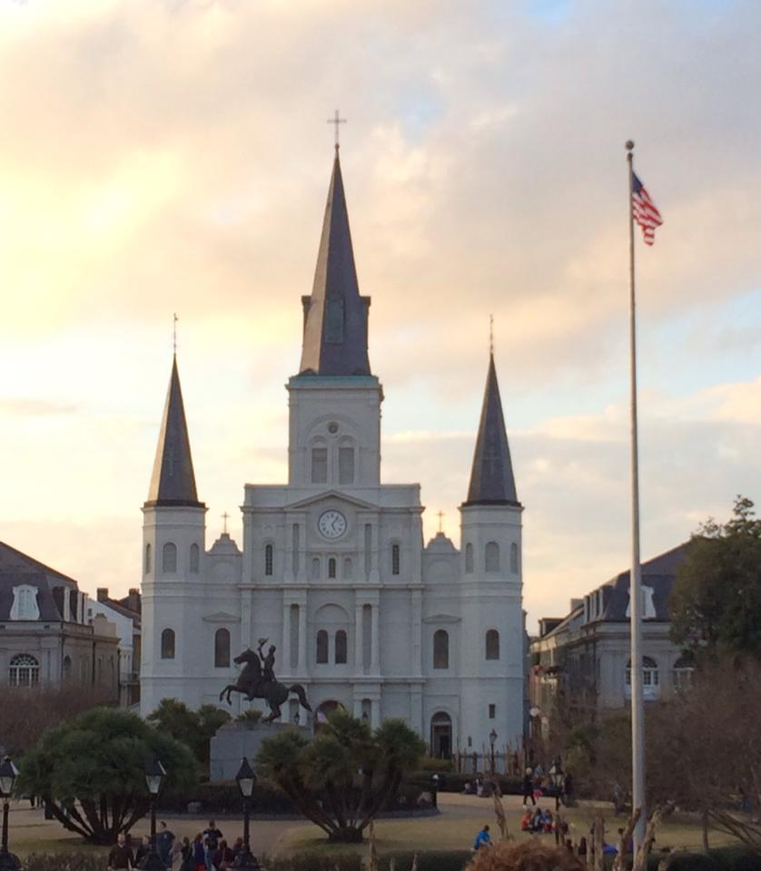 French Quarter Church