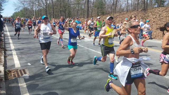 Boston Marathon 2014 (5)