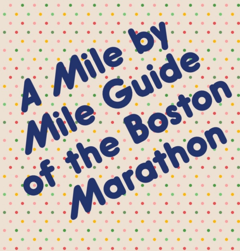 Boston Marathon by Mile