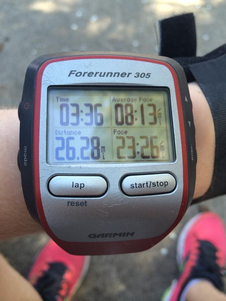 Cox Marathon Results