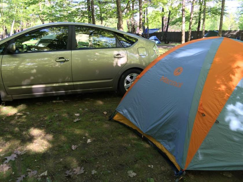 Vermont Camping