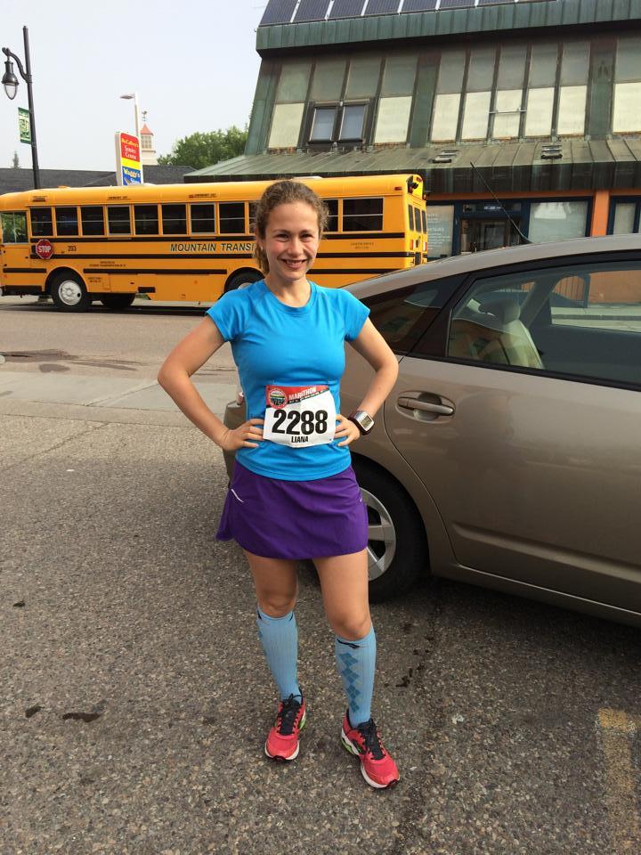 vermont marathon start